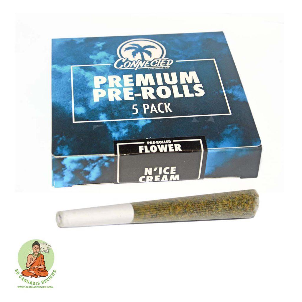 Cream Pre Roll