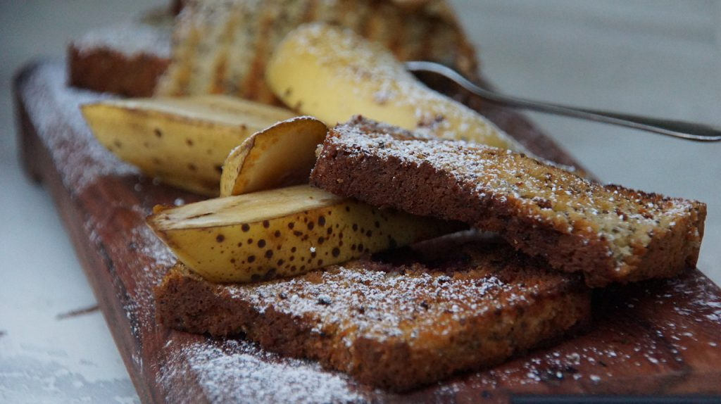 Impress Your Friends With This THC Banana Bread