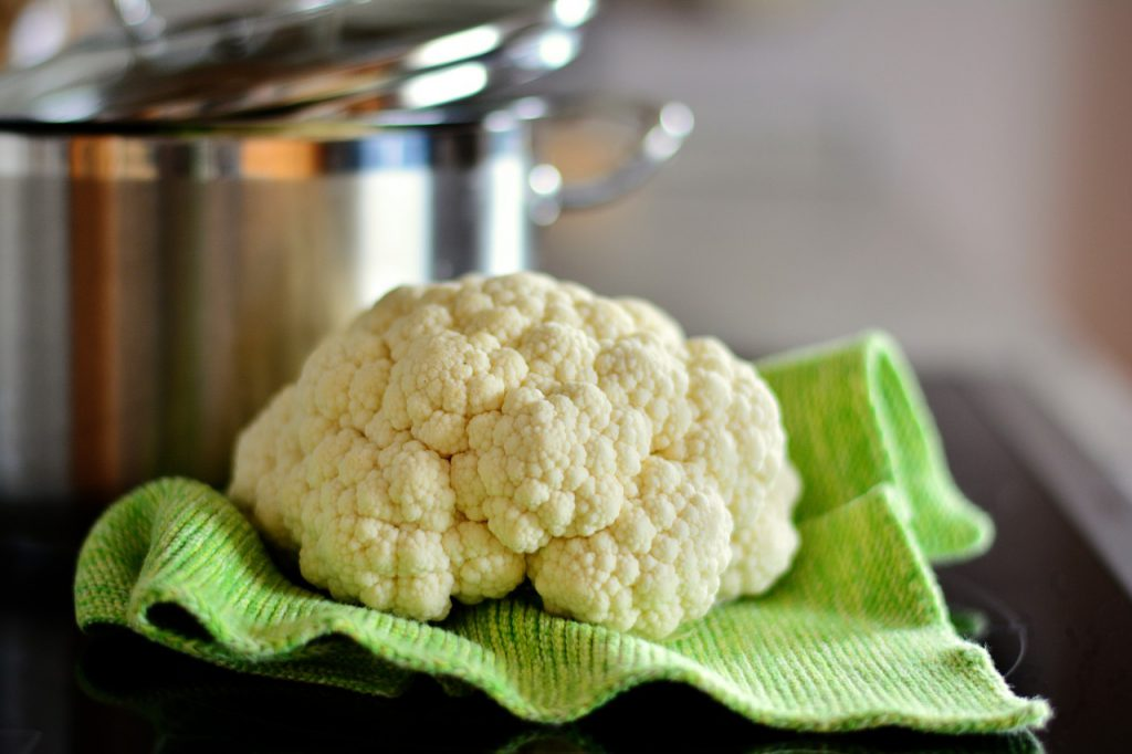 Stay Healthy (And Stoned) With This Recipe For THC-Infused Roasted Cauliflower