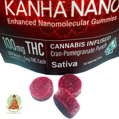 Cran/Pomegranate Gummies