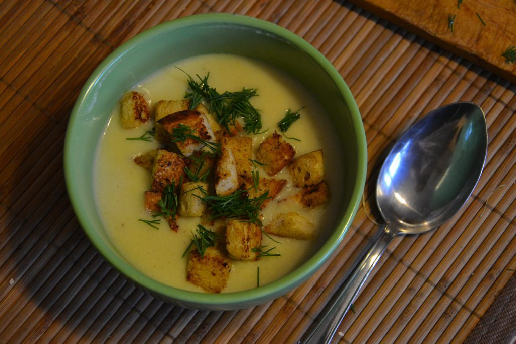Get Lifted With This Cannabis Cheese Chicken Soup