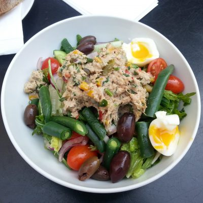 Quiet Your Cravings With This THC Tuna Salad Recipe